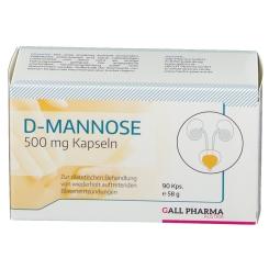 D-MANNOSE 500 mg GPH