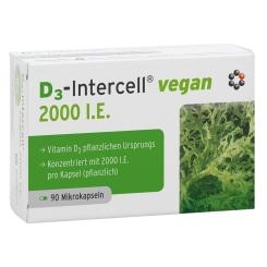 D3 Intercell Vegan 2000 I.E.