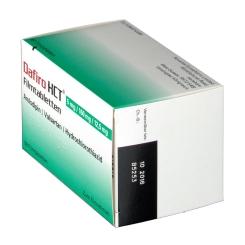 Dafiro HCT 5/160/12,5 mg Filmtabletten