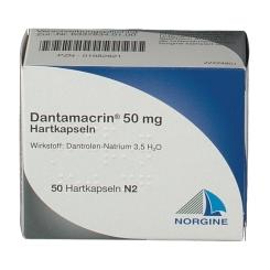 Dantamacrin 50 mg Kapseln