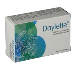 DAYLETTE® 0,02 mg/3 mg Filmtabletten