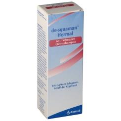 De-squaman® Hermal Anti-Schuppen Cremeshampoo