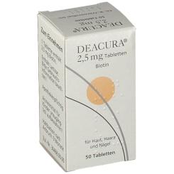 DEACURA® 2,5 mg