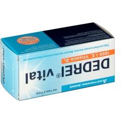 DEDREI® vital Tabletten