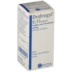Dedrogyl Tropfen
