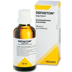 DEFAETON® spagyrische Peka N Tropfen