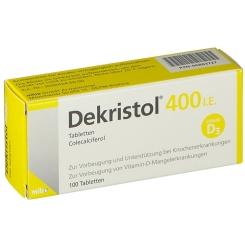 Dekristol® 400 I.E.