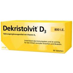 Dekristolvit® D3 800 I.E.