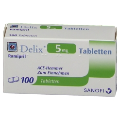 DELIX 5 mg Tabletten