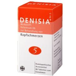 Denisia® Nr. 5 Kopfschmerzen