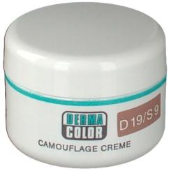 Dermacolor Camouflage Creme S 9 Dark Brown
