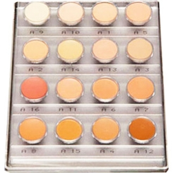 Dermacolor light Foundation Cream Mini-Palette