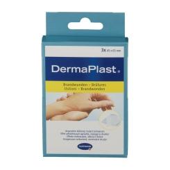 DermaPlast® Brandwundenpflaster 4,5 x 6,5 cm