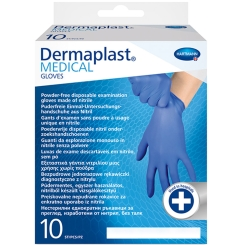 Dermaplast® MEDICAL Einmal-Handschuhe Gr. S 6-7