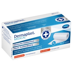 Dermaplast® MEDICAL Wasserdichter Fixierverband 10 cm x 2 m