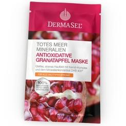 DERMASEL® SPA Totes Meer Maske Granatapfel