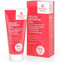 DERMASEL® Therapie Neurodermitis Salbe