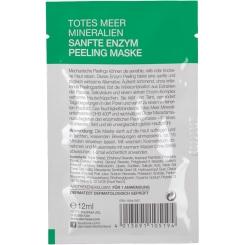 DERMASEL® Totes Meer Maske Enzym Peeling