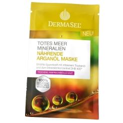 DERMASEL® Totes Meer Mineralien Nährende Arganöl Maske