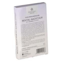 DERMASEL® Totes Meer Mineralien Revital-Nacht Kur