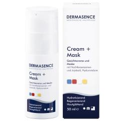 DERMASENCE cream + mask