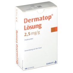 Dermatop Loesung m. Schaumapplikator