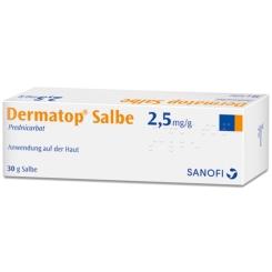 Dermatop Salbe