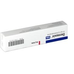 Dermoxin Salbe
