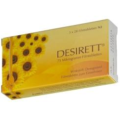 Desirett 75 µg