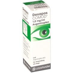 DEXAPOS COMOD Augentropfen