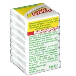 Dextro Energy Vitamin C Würfel