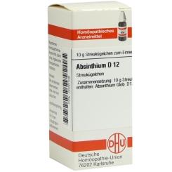 DHU Absinthium D12 Globuli