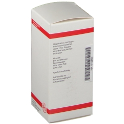 DHU Acidum Benzoicum e Resina D2