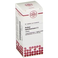 DHU Acidum hydrofluoricum C5 Tabletten