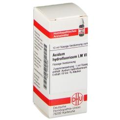 DHU Acidum Hydrofluoricum LM VI
