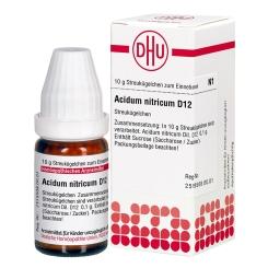 DHU Acidum nitricum D12 Globuli