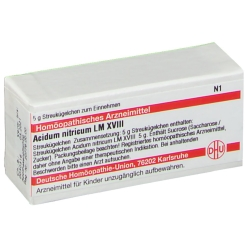 DHU Acidum nitricum LM XVII Globuli