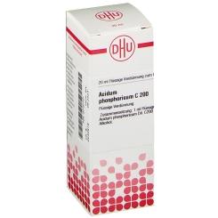 DHU Acidum phosphoricum C200 Dilution