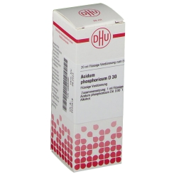 DHU Acidum phosphoricum D30 Dilution