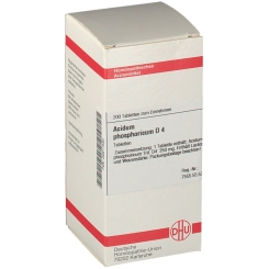 DHU Acidum phosphoricum D4 Tabletten