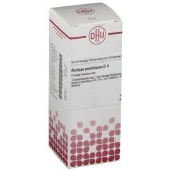 DHU Acidum picrinicum D4 Dilution