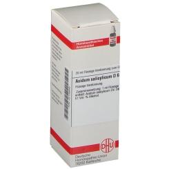 DHU Acidum salicylicum D6 Dilution