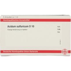 DHU Acidum Sulfuricum D10