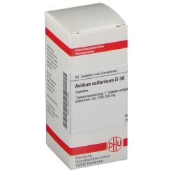 DHU Acidum sulfuricum D30 Tabletten