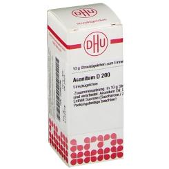 DHU Aconitum D200 Globuli