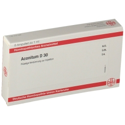 DHU Aconitum D30