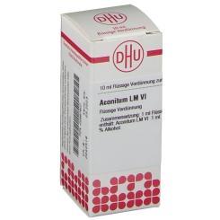 DHU Aconitum LM VI Dilution
