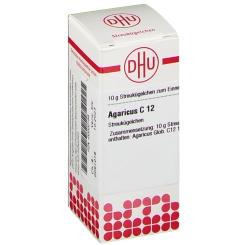 DHU Agaricus C12 Globuli