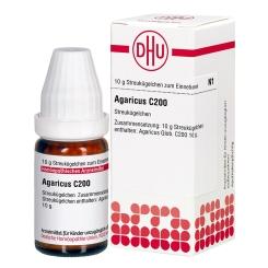 DHU Agaricus C200 Globuli