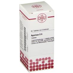 DHU Agaricus D6 Tabletten